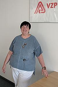Marie Válková, Vedoucí personálního oddělení pro RP Brno